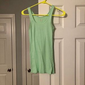 Mossimo Supply Co. Racerback Tank Top Size M